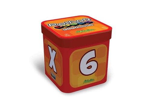 Rolling Cubes - Pytagora