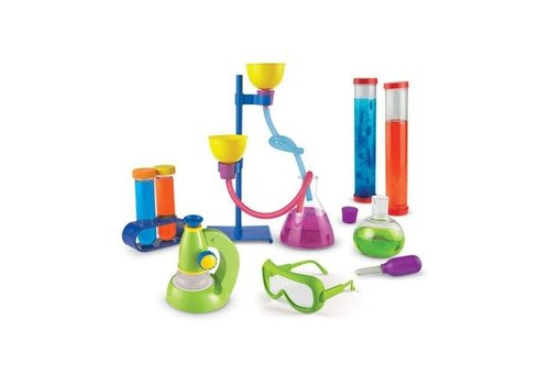 Learning Resources Primary Science Deluxe Lab set