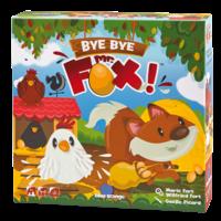 Bye Bye Mr Fox! (multilingue)