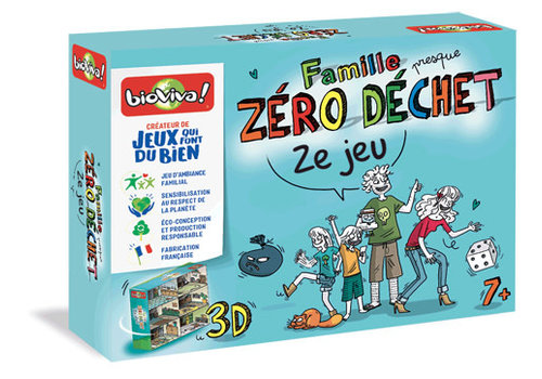 Bioviva Famille Zero Déchet Ze jeu