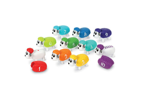 Learning Resources Snap-n-learn Counting Sheeps