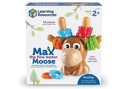Learning Resources Max The Fine Motor Moose