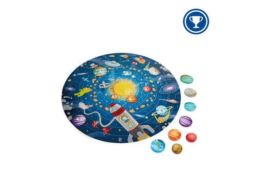 Hape Puzzle Système Solaire - Hape