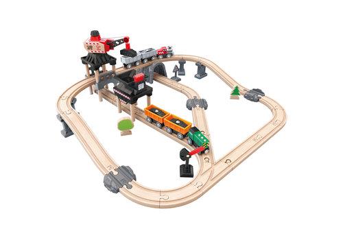 Hape Train de la mine
