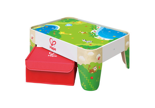 Hape Table pour train