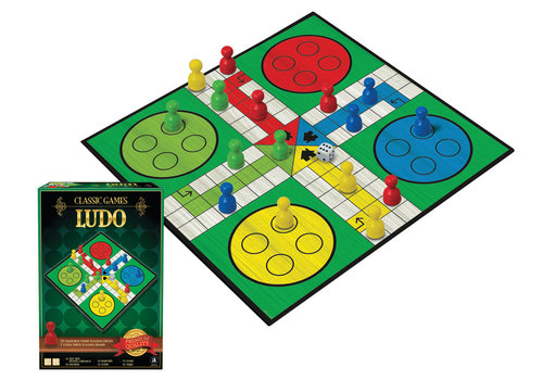 Jeux classiques Ludo