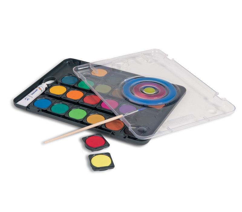 Primo Watercolours 24
