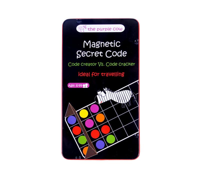 Magnetic Secret Code