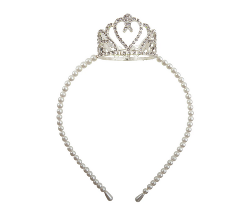 Boutique Pretty Petite Crown Headband