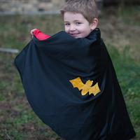 Cape réversible spiderman - batman - Spiderbat Cape & mask-  ans