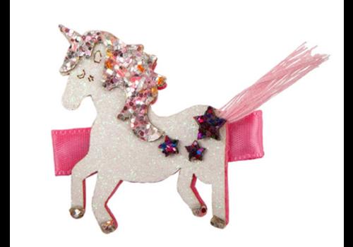 creative education Boutique Tassy Tail Unicorn Hairclip