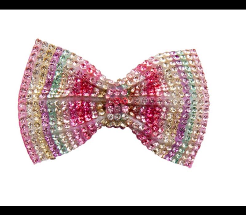 Boutique Gem Bow Hairclip