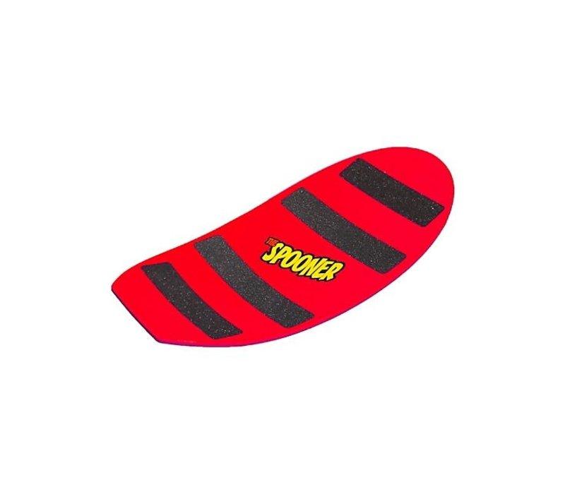 Planche Spooner rouge