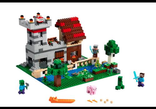 Lego Minecraft - La boîte de fabrication 3.0