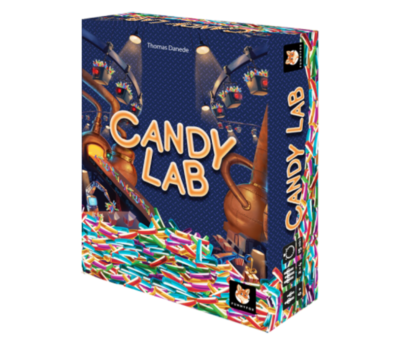 Candy Lab (version française)