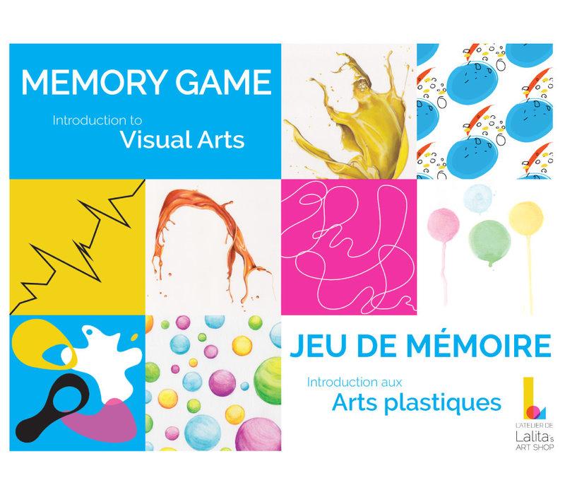 Jeu de Mémoire - Introduction aux arts plastiques