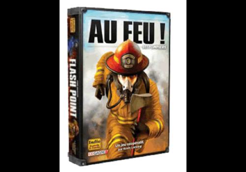 iello Au Feu! 911 pompiers