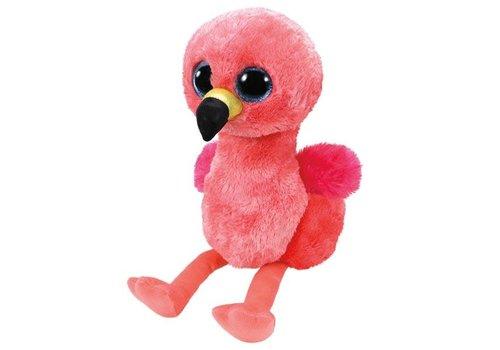 ty Beanie Boo's Flamant Rose Gilda Flamingo 6''