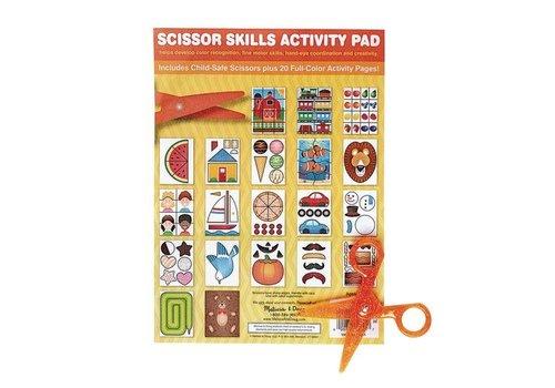 Melissa & Doug Safari Scissor Skills - Ensemble de découpage, les animaux de la savane