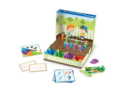 Learning Resources Wriggleworms Fine Motor Activity Set