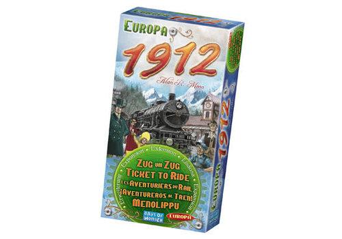 Days of Wonder Ticket to ride : Europa 1912 (multilingue)