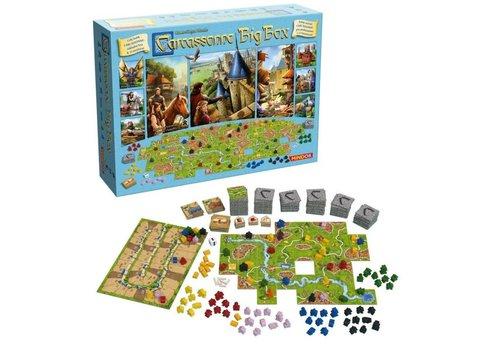 z-man games Carcassonne Big Box