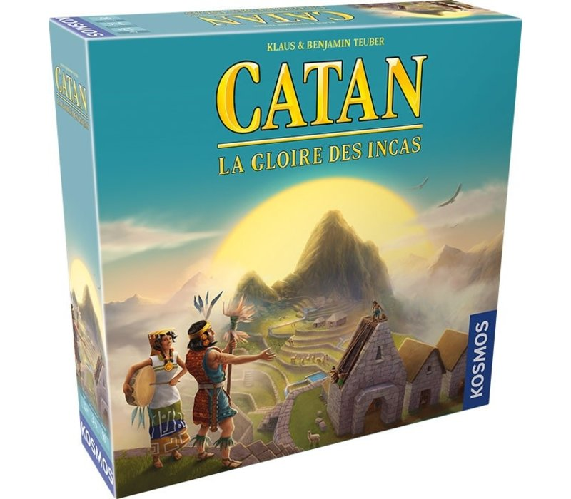 Catan - Inca