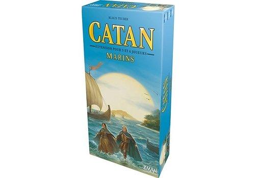 KOSMOS Catan - Extension Marins 5/6 joueurs