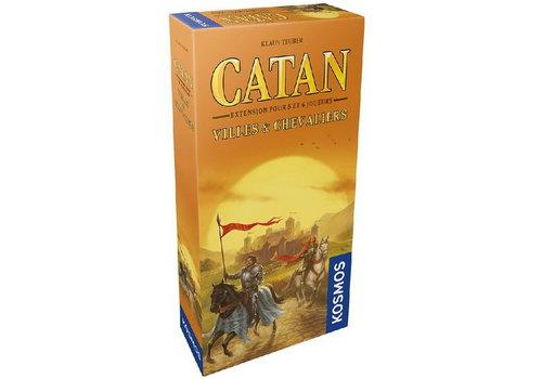 KOSMOS Catan Extension Villes et chevaliers 5/6 joueurs