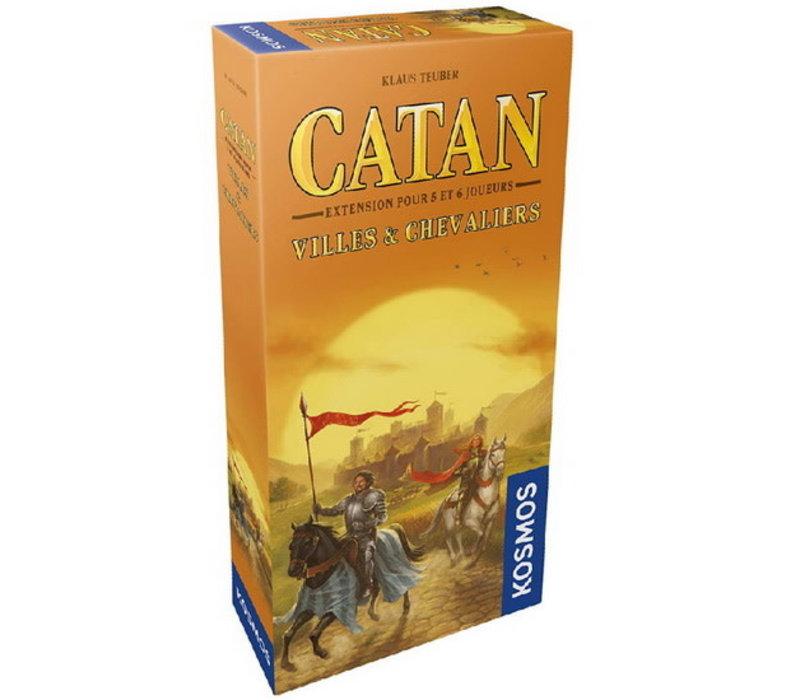 Catan Extension Villes et chevaliers 5/6 joueurs