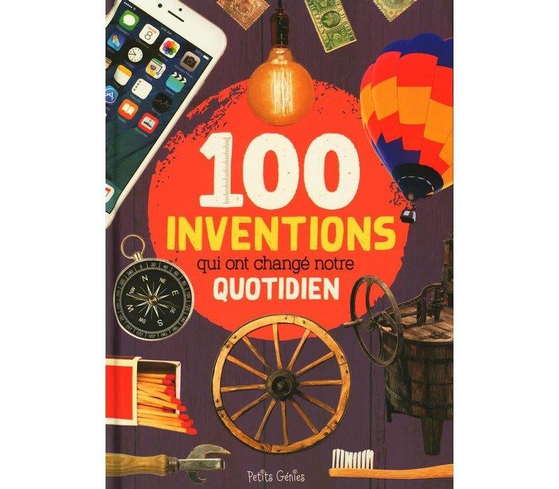 100 Inventions qui ont changé notre quotidien