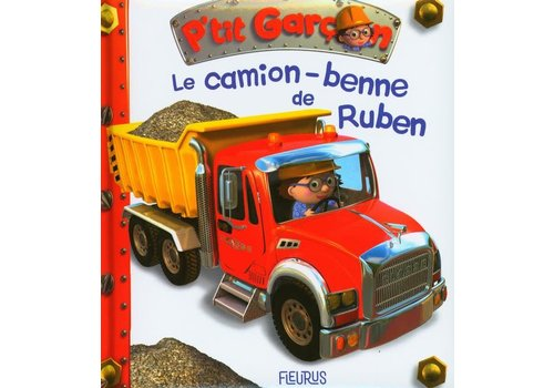 Le Camion-benne de Ruben