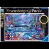 Ravensburger Casse-tête La magie au clair de lune - 500 morceaux