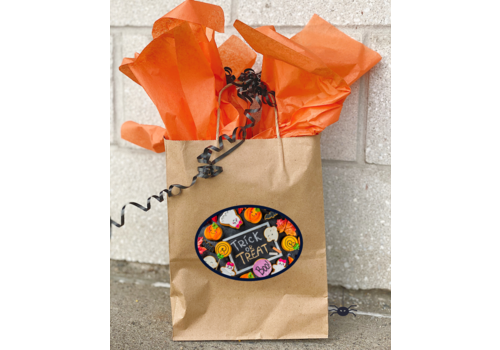 le coffre a jouets Halloween surprise bag