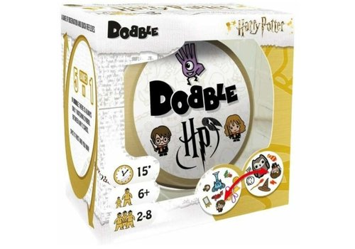 zygomatic Spot it / Dobble Harry Potter