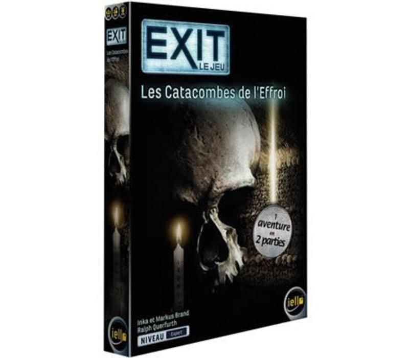 EXIT- LES CATACOMBES DE L'EFFROI