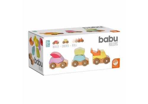 Fat Brain Toy Co. Babu Rollers