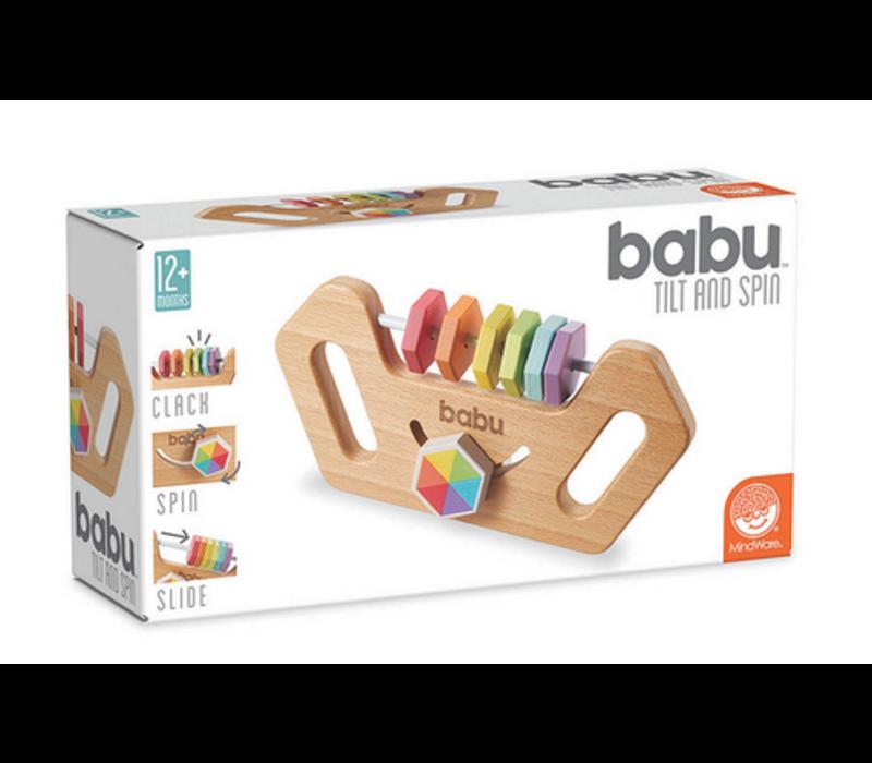 Babu Tilt and Spin