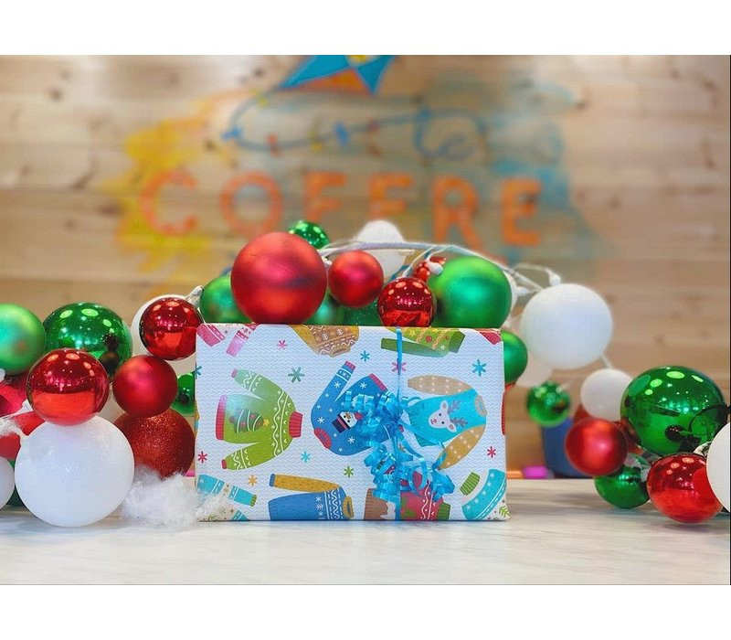 Christmas surprise box for company (Business, daycare, school, ...)