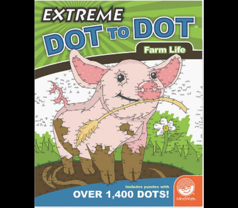 Extreme dot to dot- farm life