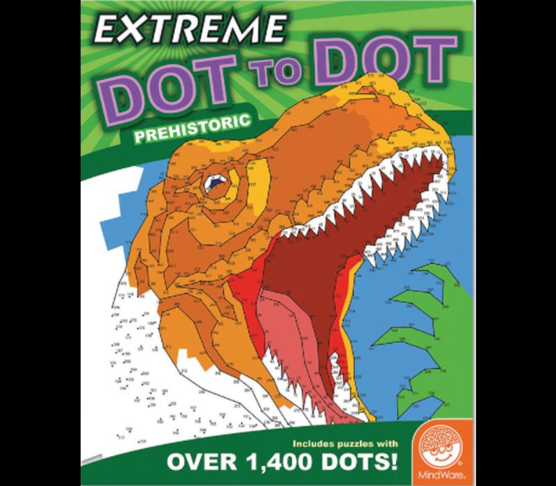 Extreme dot to dot - Prehistoric