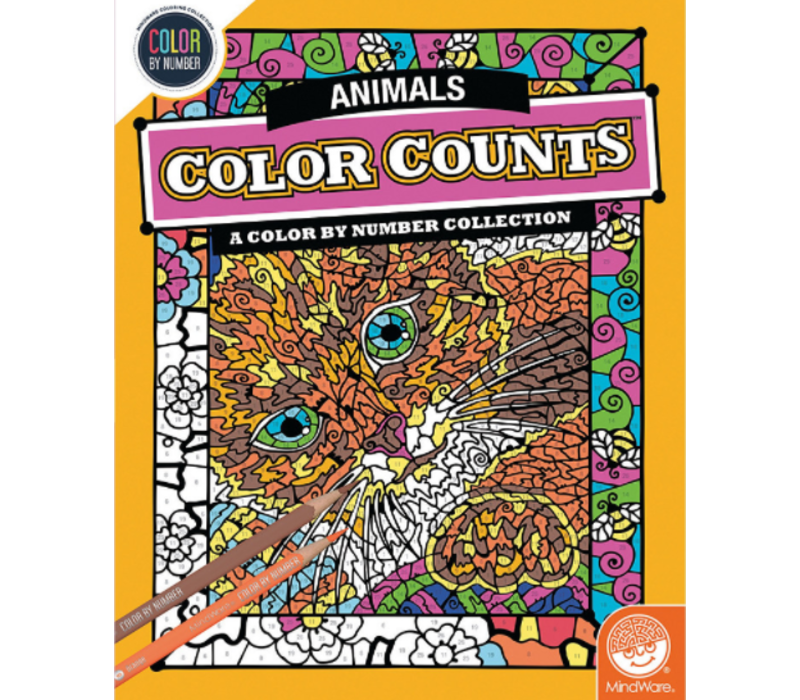 CBN - Color counts - Animals