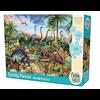 Casse-tête 350 pièces familial - Prehistoric Party