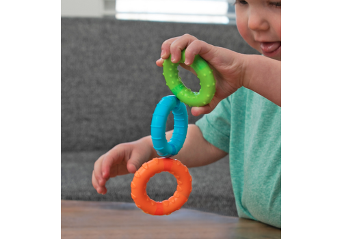 Fat Brain Toy Co. Silly Rings