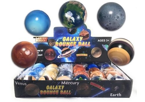 handee Products 63 MM PU Foam Planet Ball