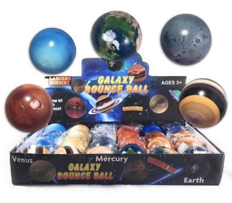 63 MM PU Foam Planet Ball