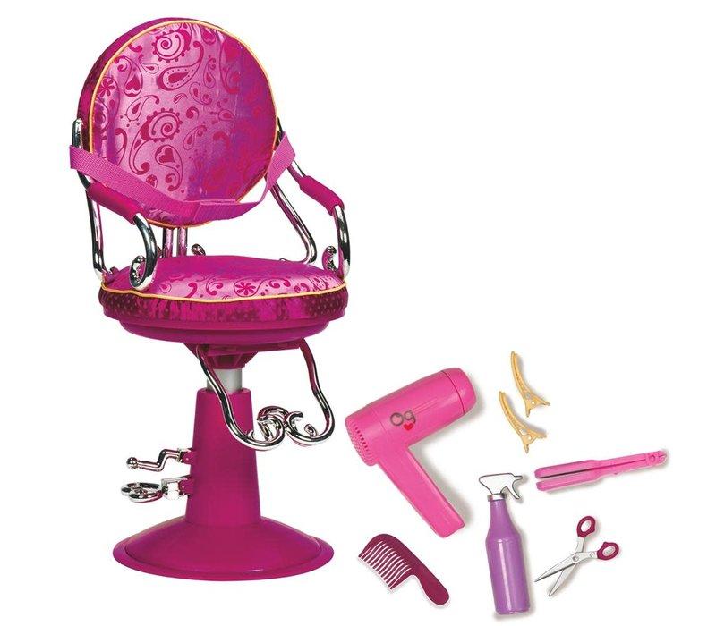 Chaise de coiffeur Sitting Pretty