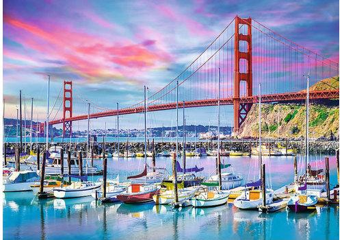 trefl Casse-tête 2000 morceaux - Le pont du Golden Gate