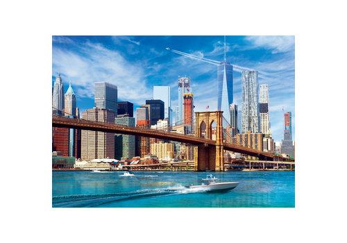 Casse-tête 500 morceaux - Vue sur New-York