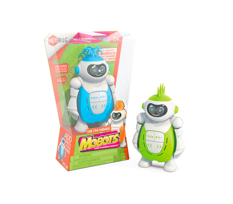 Hexbugs Mobots Mimix